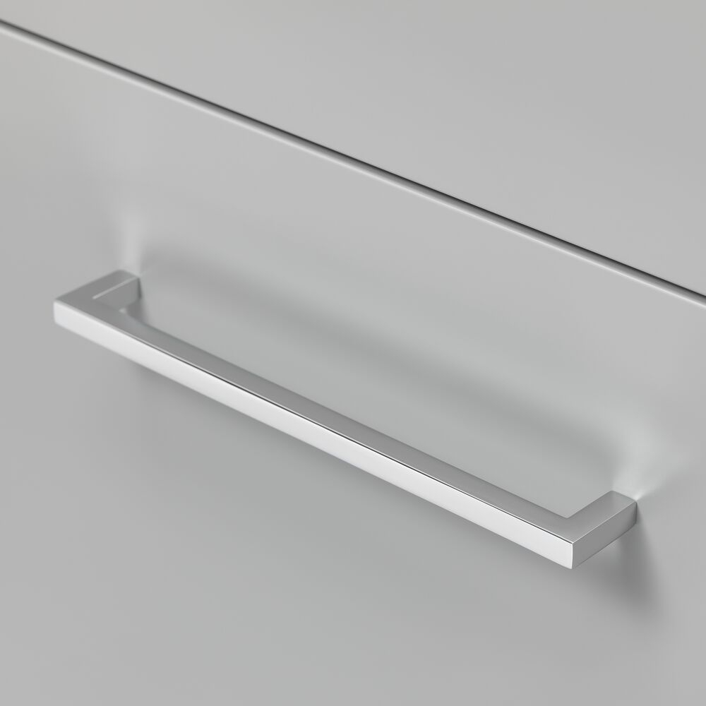 Tiger S-line meubelgreep S02 20cm chroom