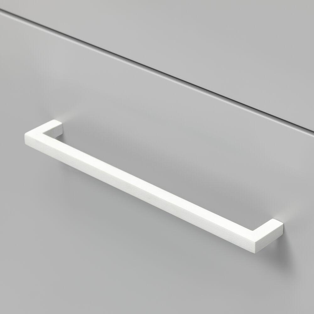 Tiger S-line meubelgreep S02 20cm mat wit