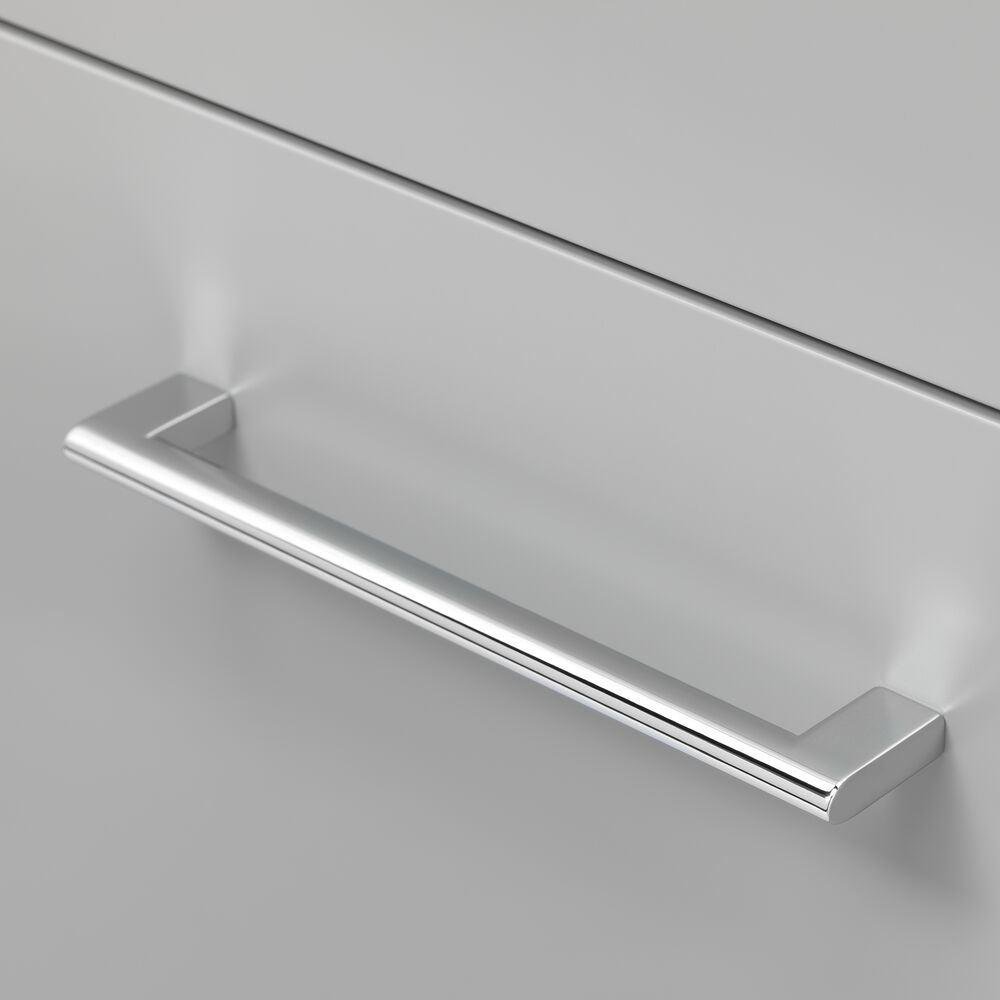 Tiger S-line meubelgreep S01 21cm chroom