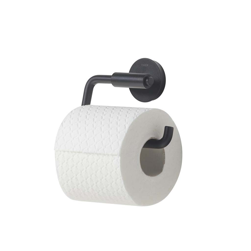 Tiger Urban Toiletrolhouder Zwart