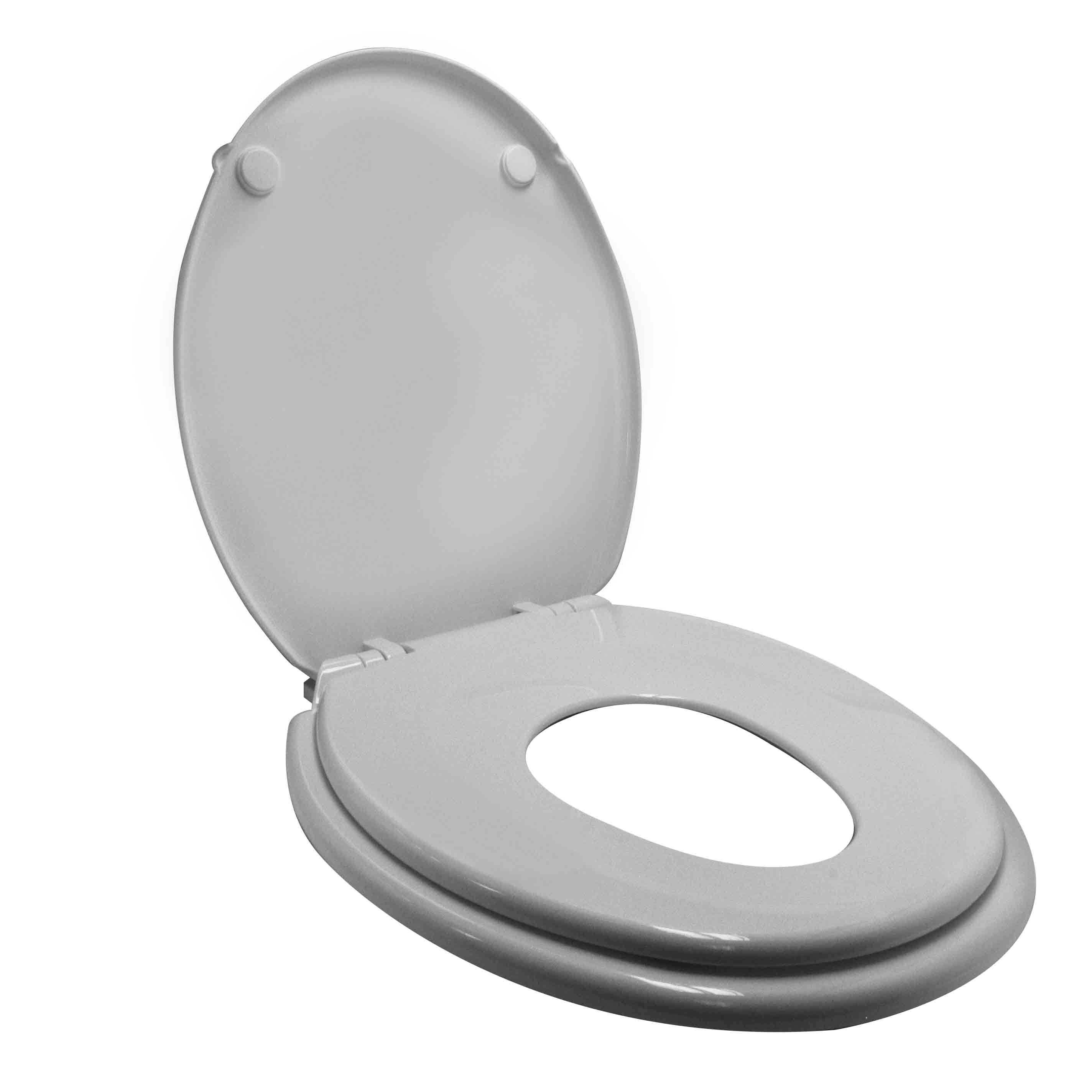 Wiesbaden Family 2.0 dubbele toiletzitting met soft-close
