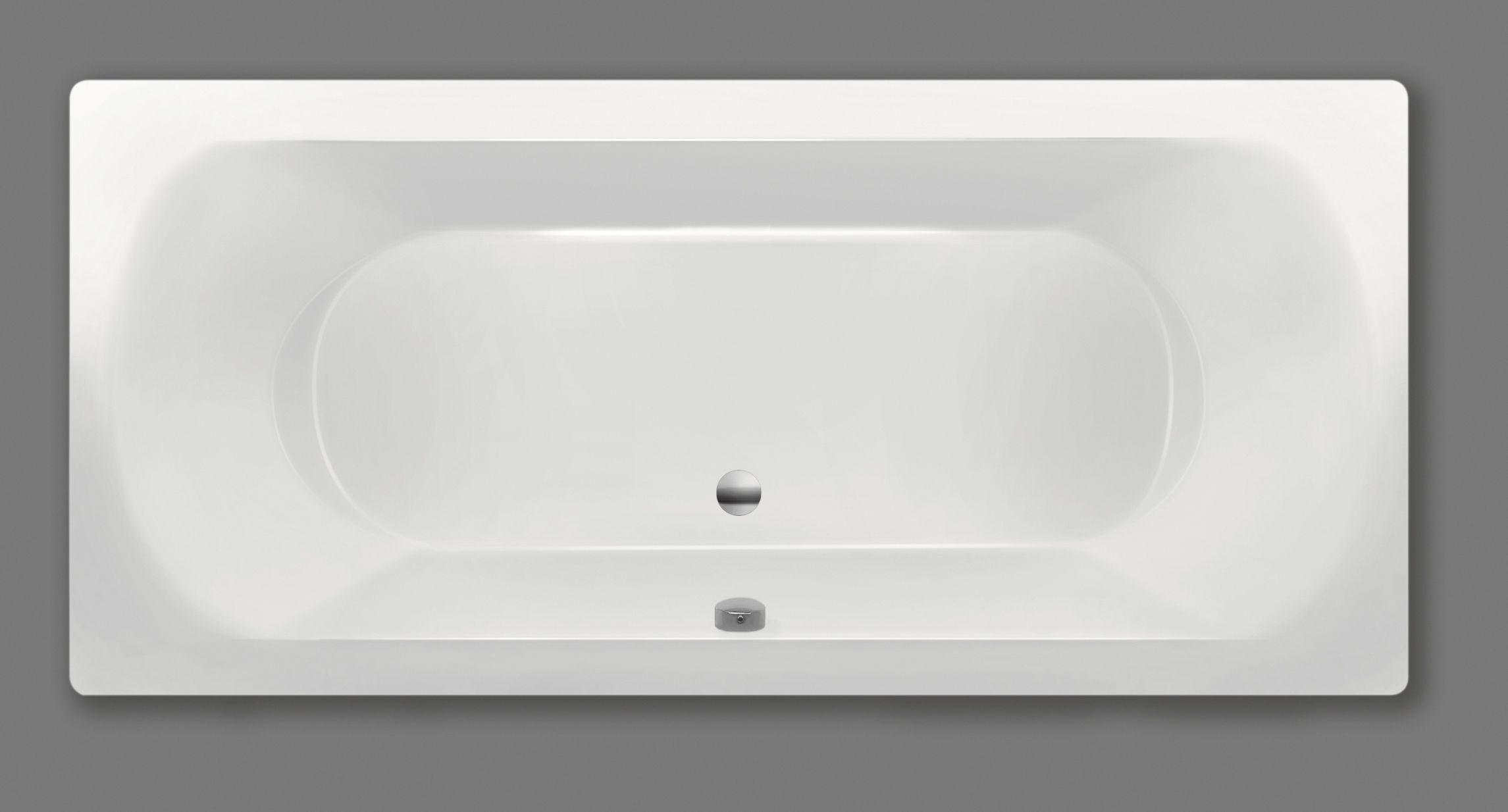 Xenz Lagoon badkuip 190x90x50cm créme