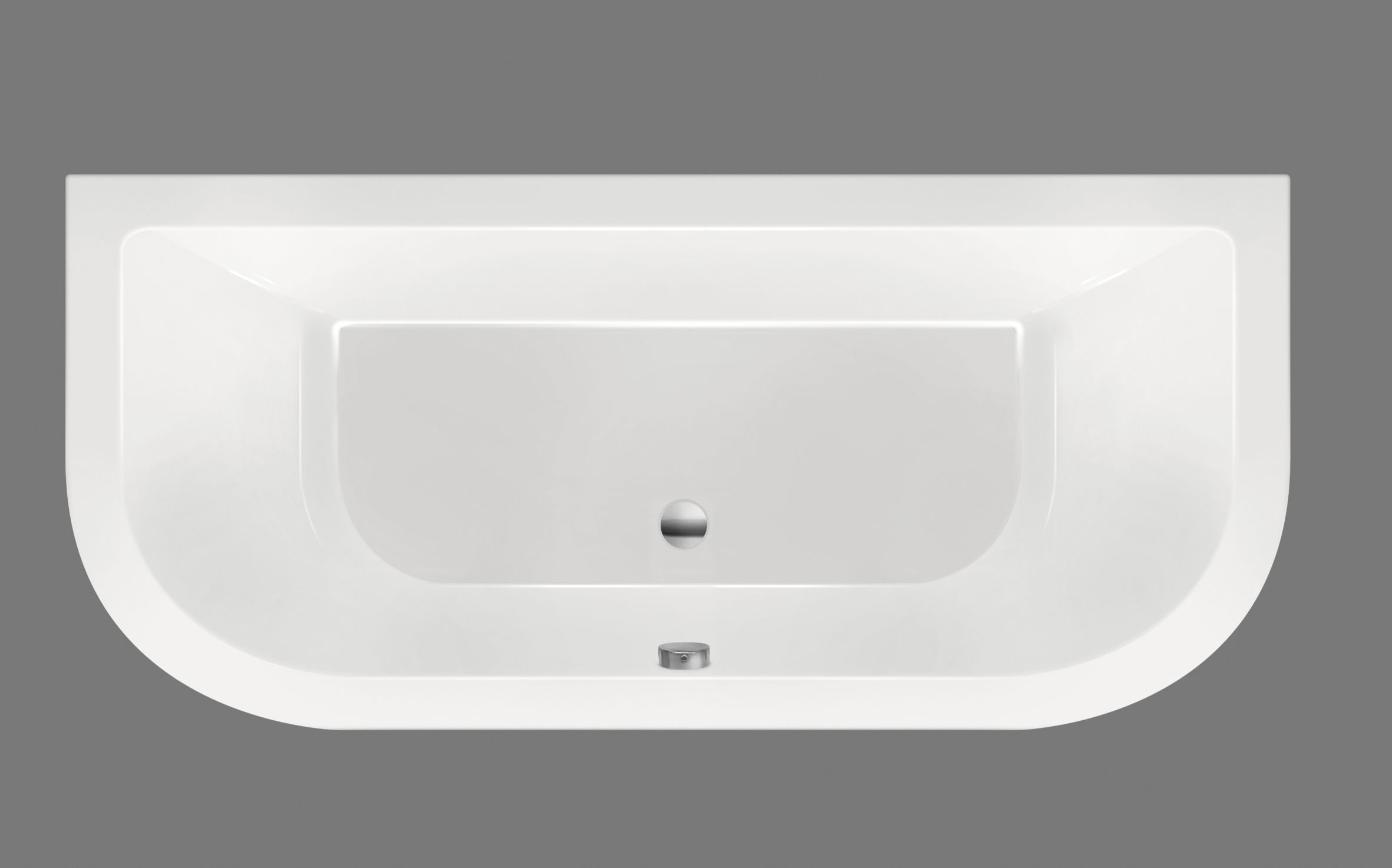 Xenz Principe badkuip 180x80x50cm wit