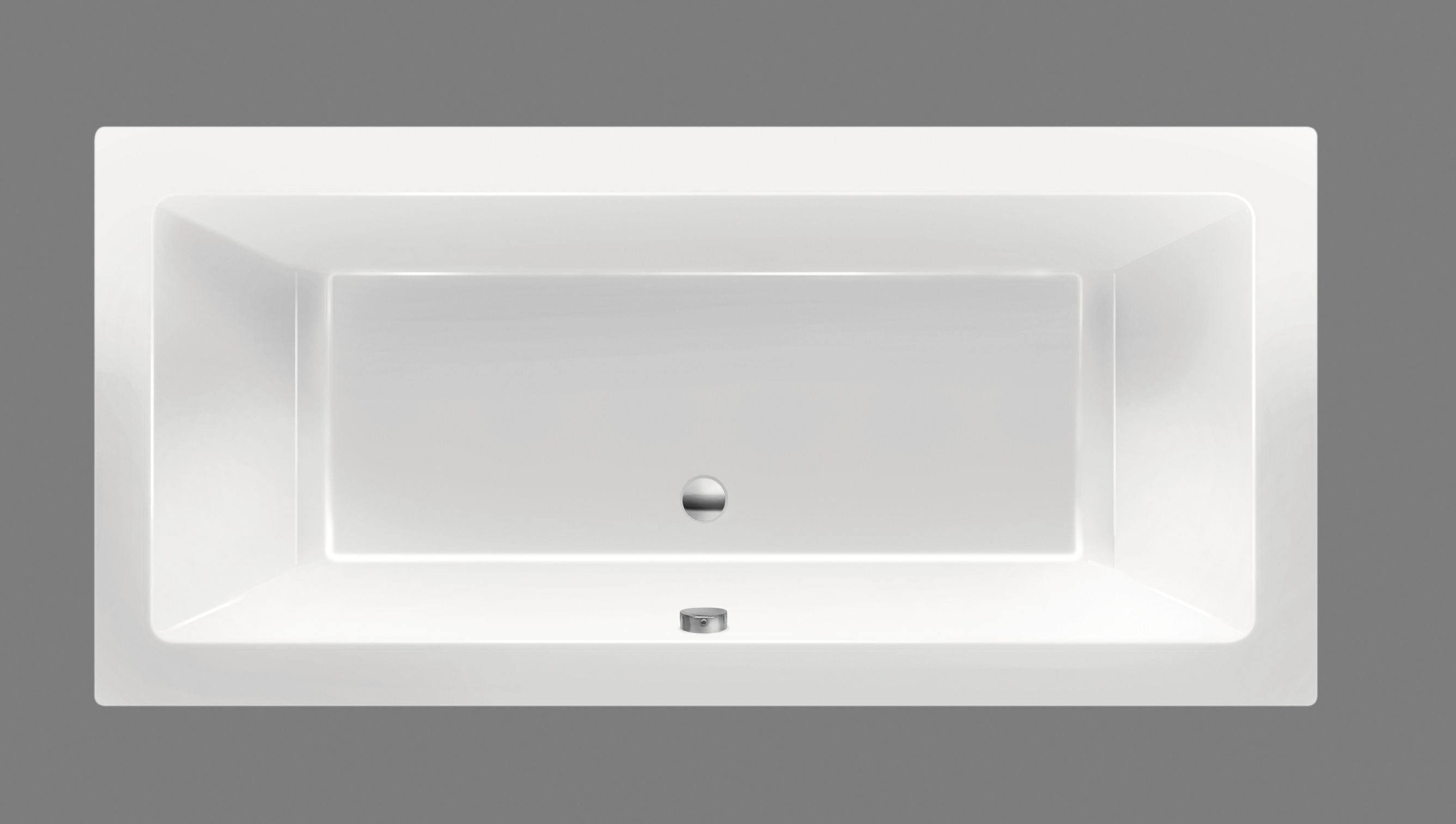 Productafbeelding van Xenz Society ligbad 175x80x50cm edelweis