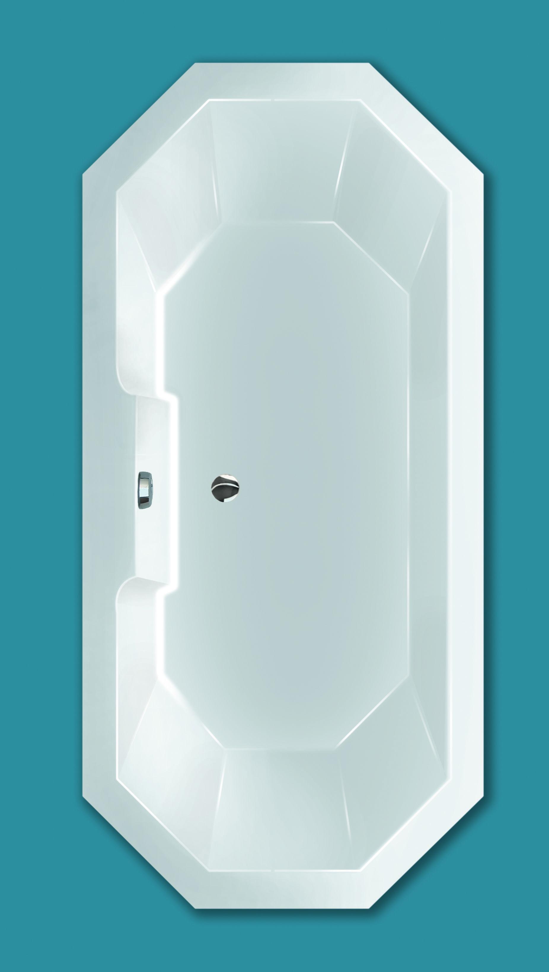 Xenz Sumba badkuip 190x90x45cm bahama beige