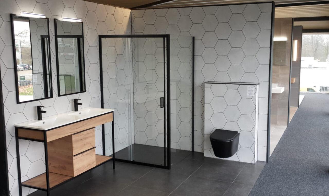 Showroom Sanitairkamer Nieuwegein