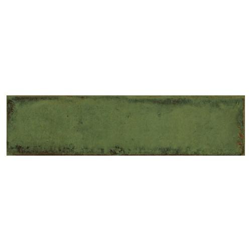 visgraattegel groen